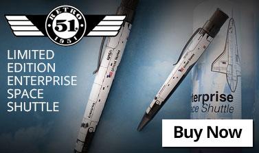Retro 51 Limited Edition Enterprise Space Shuttle