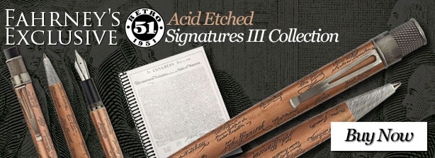 Fahrneys Exclusive Signatures III Collection