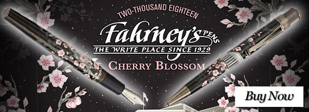 Fahrney's Exclusive 2018 Cherry Blossom