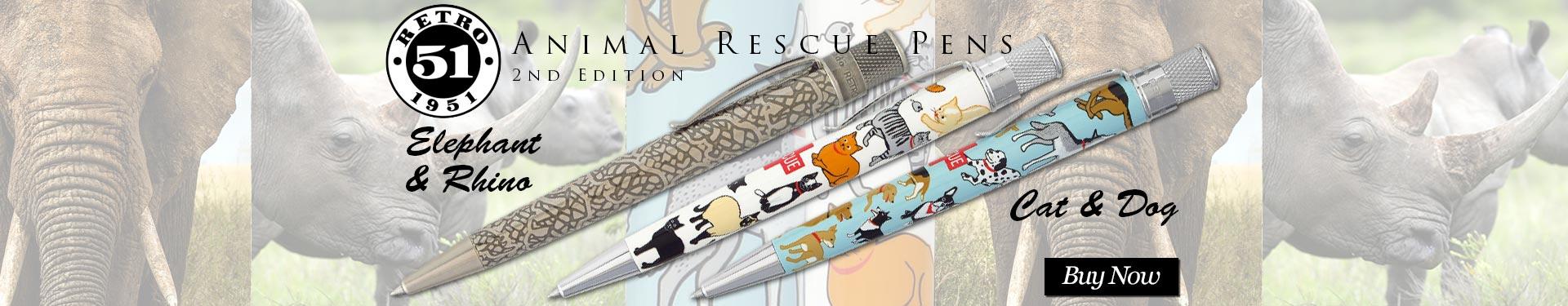 Retro 51 Animal Rescue Pens