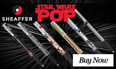 Sheaffer Star Wars POP Rollerball Pen