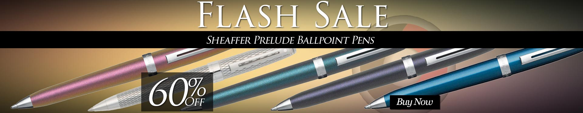 Flash Sale - Save 60% on Sheaffer Prelude