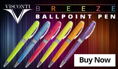 Visconti Breeze Ballpoint Pen