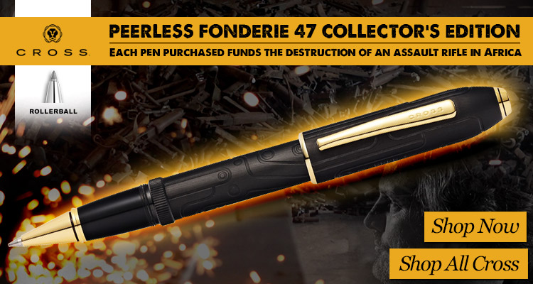 Cross Peerless Fonderie 47 Collector's Edition Rollerball