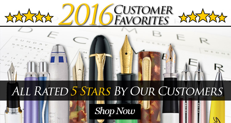 2016 5 Star Rated Customer Favorites