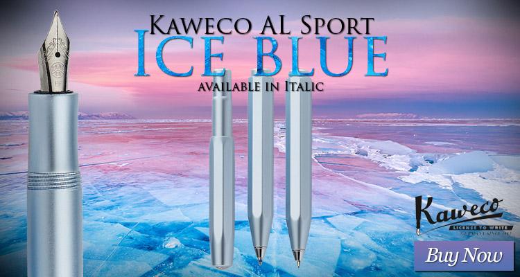 Kaweco Al Sport Ice Blue