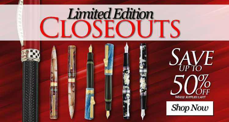 Limited Edition Closeouts