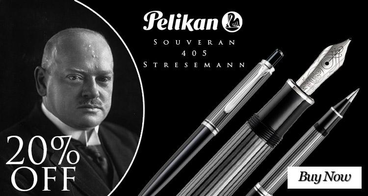 Pelikan Souveran 405 Stresemann