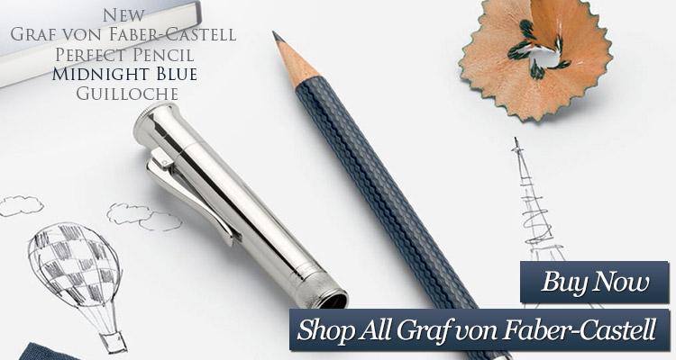 Graf Von Faber-Castell Perfect Pencil With Sharpener